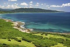 Taiwan landscape Royalty Free Stock Photo