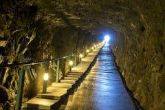 Taiwan Matsu sightseeing attractions. Anton tunnel Stock Photography