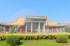 Taiwan : National Dr Sun Yat Sen Memorial Hall Stock Photography