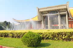 Taiwan : National Dr Sun Yat Sen Memorial Hall Stock Image