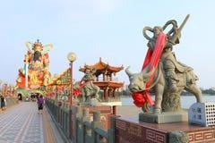Taiwan : Pei Chi Pavilion Royalty Free Stock Image