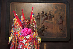 Taiwan religions worship the gods Stock Photography