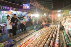 Taiwan : Ruifeng Night Market Royalty Free Stock Photos