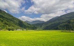 Taiwan rural scenery Stock Photo