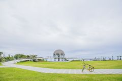 Taitung view. Taiwan`s fusion of many cultures,All are beautiful royalty free stock photography
