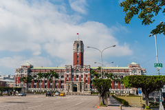 Taiwan's Presidential Palace Stock Images