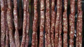 Taiwan sausage. Stock Photography