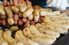 Taiwan sausage Stock Images