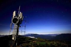 Taiwan-Schönheit - Hehuan-Berg Lizenzfreie Stockbilder
