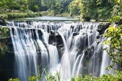 Free Taiwan Shifen Waterfall Stock Photo - 63594930