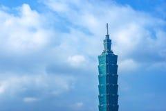 Taiwan skyline Stock Photo