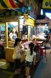 Taiwan-Szene stockfotos