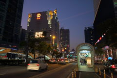 Taiwan : Taichung Stock Image