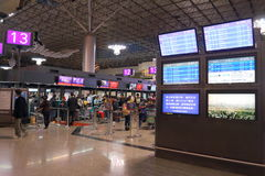 Taiwan : Taoyuan International Airport Royalty Free Stock Photo