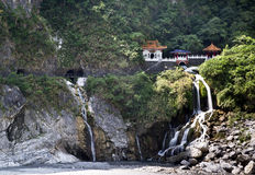 Taiwan Taroko National Park. Landscape stock photography