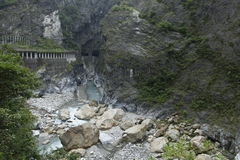 TAIWAN  Taroko National Park Stock Image