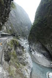 TAIWAN  Taroko National Park Royalty Free Stock Photography