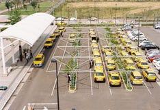 @Taiwan taxi Royalty-vrije Stock Fotografie