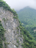 Taiwan Tropical Mountainscape Stock Images