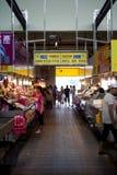 Taiwan Tungkang traditional seafood  market Royalty Free Stock Photos