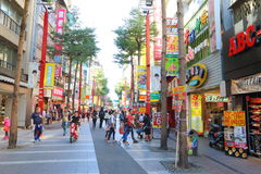 Taiwan : Ximending Royalty Free Stock Photo