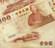 Taiwanese Dollar Royalty Free Stock Photography