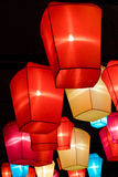 Taiwanese lantaarn Royalty-vrije Stock Afbeelding