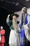 Taiwanese opera jinyuliangyuan stills. Royalty Free Stock Image
