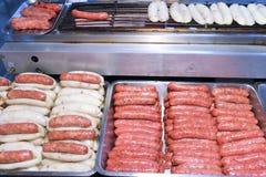 Taiwanese Sausage Stock Image