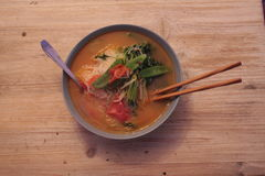Taiwanese soup Stock Images