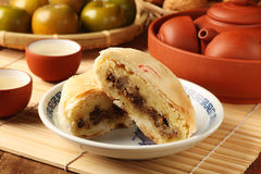 Taiwanese traditional cake Stock Photos
