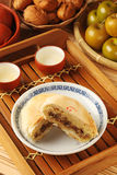 Taiwanese traditionele cake Stock Afbeeldingen