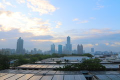 Taiwán: Gaoxiong Foto de archivo libre de regalías