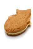 Taiyaki蛋糕 库存照片