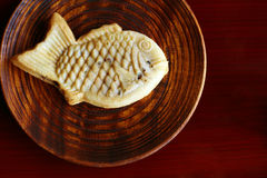 Taiyaki Foto de Stock Royalty Free