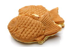Taiyaki Cake Royalty Free Stock Photography
