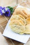Taiyaki-Fischpfannkuchen Lizenzfreie Stockfotografie