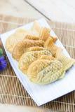 Taiyaki-Fischpfannkuchen Lizenzfreies Stockbild