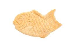 Taiyaki, Japanese fish shaped cake Royalty Free Stock Image