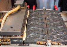 Taiyaki japonais de casse-croûte photos libres de droits