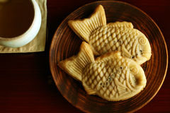Taiyaki Royalty Free Stock Photo