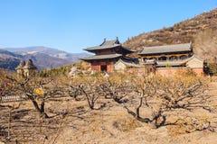 Taiyuan scene-Kaihuo temple Royalty Free Stock Photos