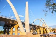 Taiyuan scene-North middle ring way bridge Stock Image