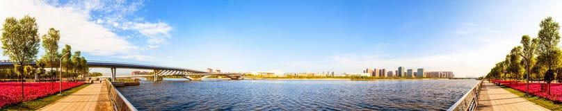 Taiyuan scene Stock Image