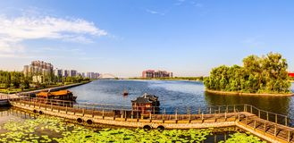 Taiyuan scene Royalty Free Stock Images