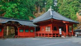 Taiyuinbyo - the Mausoleum of Shogun Tokugawa Iemitsu Royalty Free Stock Images