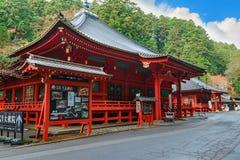 Taiyuinbyo - the Mausoleum of Shogun Tokugawa Iemitsu Stock Photos
