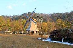 Taiziwan-Park stockbilder