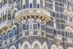 Taj旅馆孟买 免版税库存图片