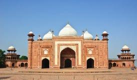 taj мечети Индии mahal Стоковые Изображения RF
